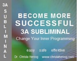 Become More Successful 3A Subliminal Image