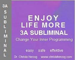 Enjoy Life More 3A Subliminal Image