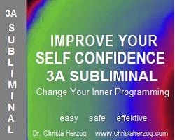 Improve Self Confidence 3A Sublliminal Image
