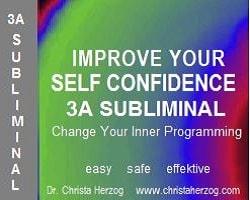 Improve Self Confidence 3A Sublliminal Image