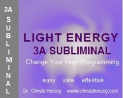 Light Energy 3A Subliminal Image