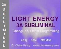 Light Energy 3A Subliminal Image