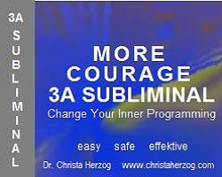 More Courage 3A Subliminal Image