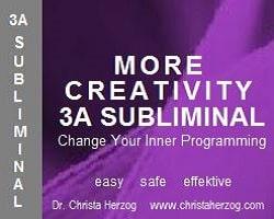 More Creativity 3A Subliminal Image