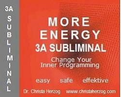 More Energy 3A Subliminal Image