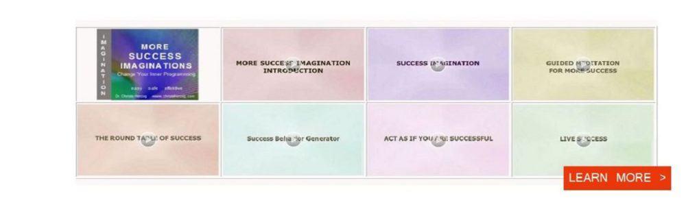 Success imagination image